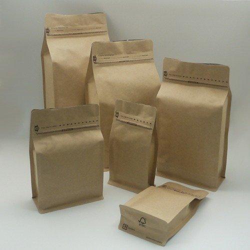 flat-bottom bag
