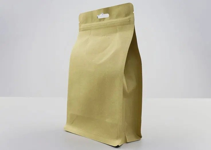 gusseted bag