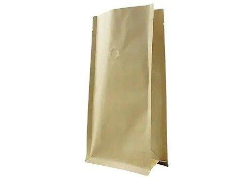 stand-up kraft pet food bag