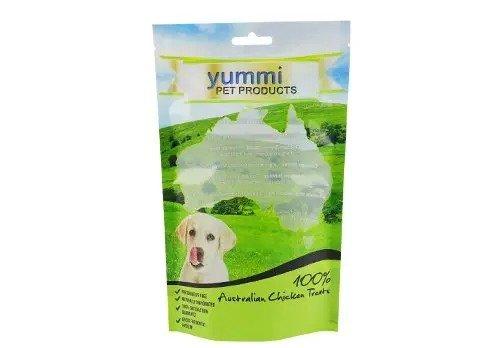 custom printed pet food bag
